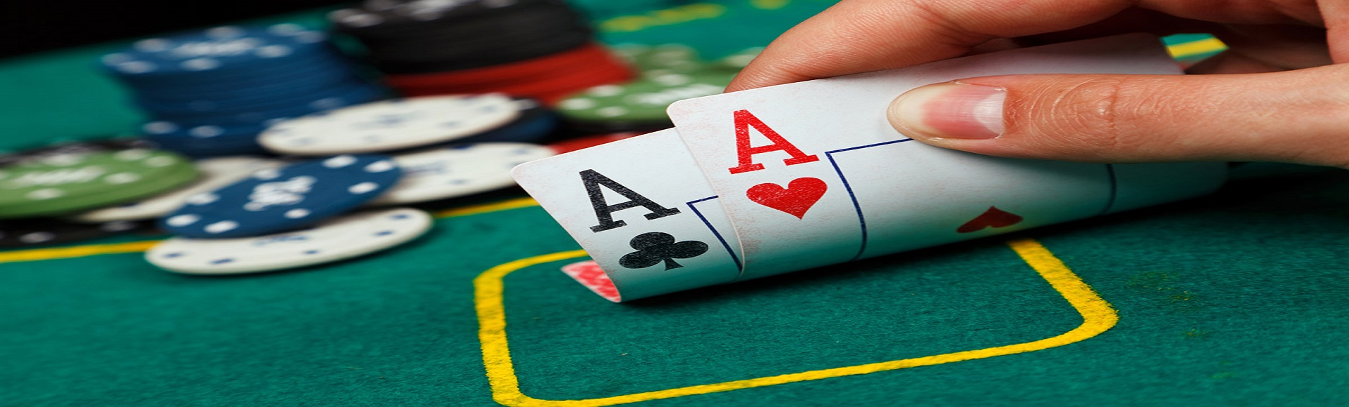 Is lady luck with you? Join our poker night!
